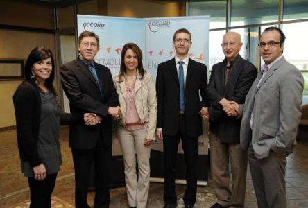 Quatre entreprises de la région unies pour obtenir la première certification «Entreprise en santé»