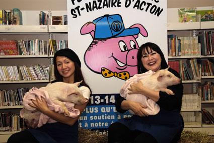 Le 31e Festival du porc de Saint-Nazaire arrive à grands pas
