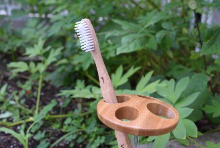 La fois où je me suis acheté des brosses à dents en bambou