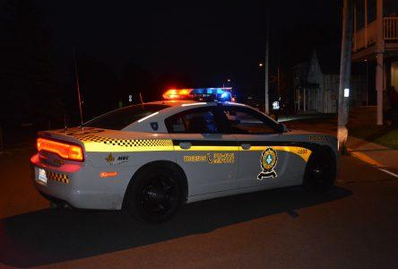 Un Drummondvillois arrêté pour vol à Saint-Albert
