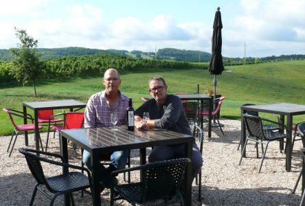 Brian Illick et Michel Dagenais : des «créateurs de saveurs»