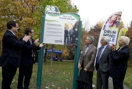 Drummondville rend hommage aux frères Lemaire et à leur père Antonio