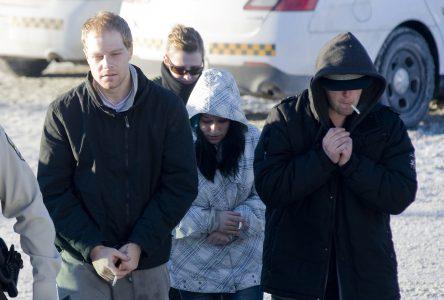 Vols de résidences : les suspects ont comparu