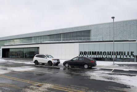 Le Centrexpo Cogeco ferme jusqu'à la fin avril