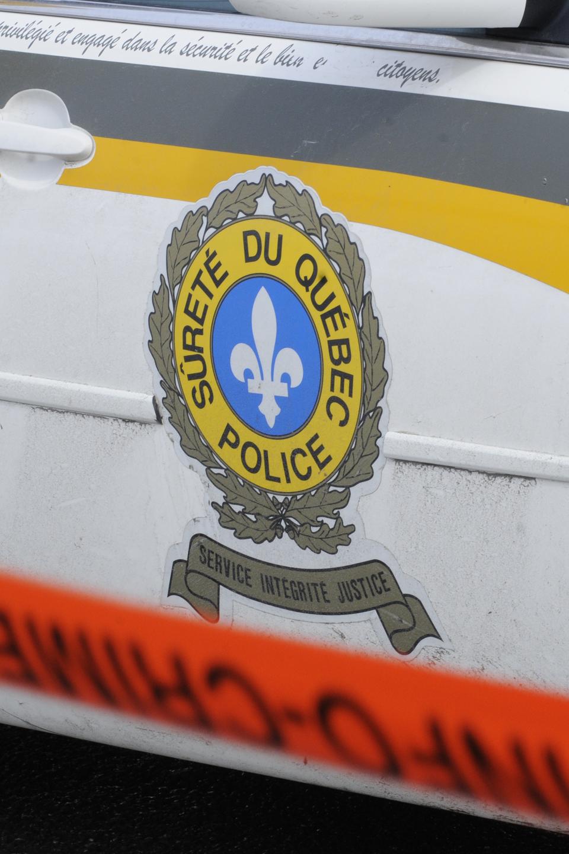 Arrêté à Trois-Rivières, sa résidence est perquisitionnée à Saint-Félix-de-Kingsey