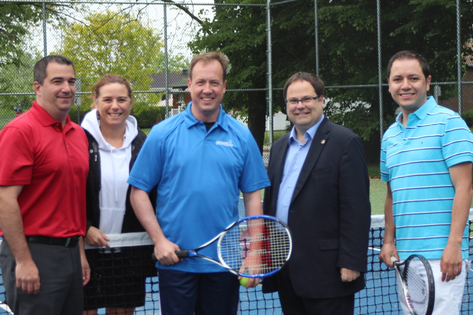Tennis au parc Milette : des terrains accessibles sans réservation