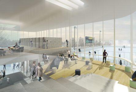 Nouvelle bibliothèque : un emprunt de 20 millions $