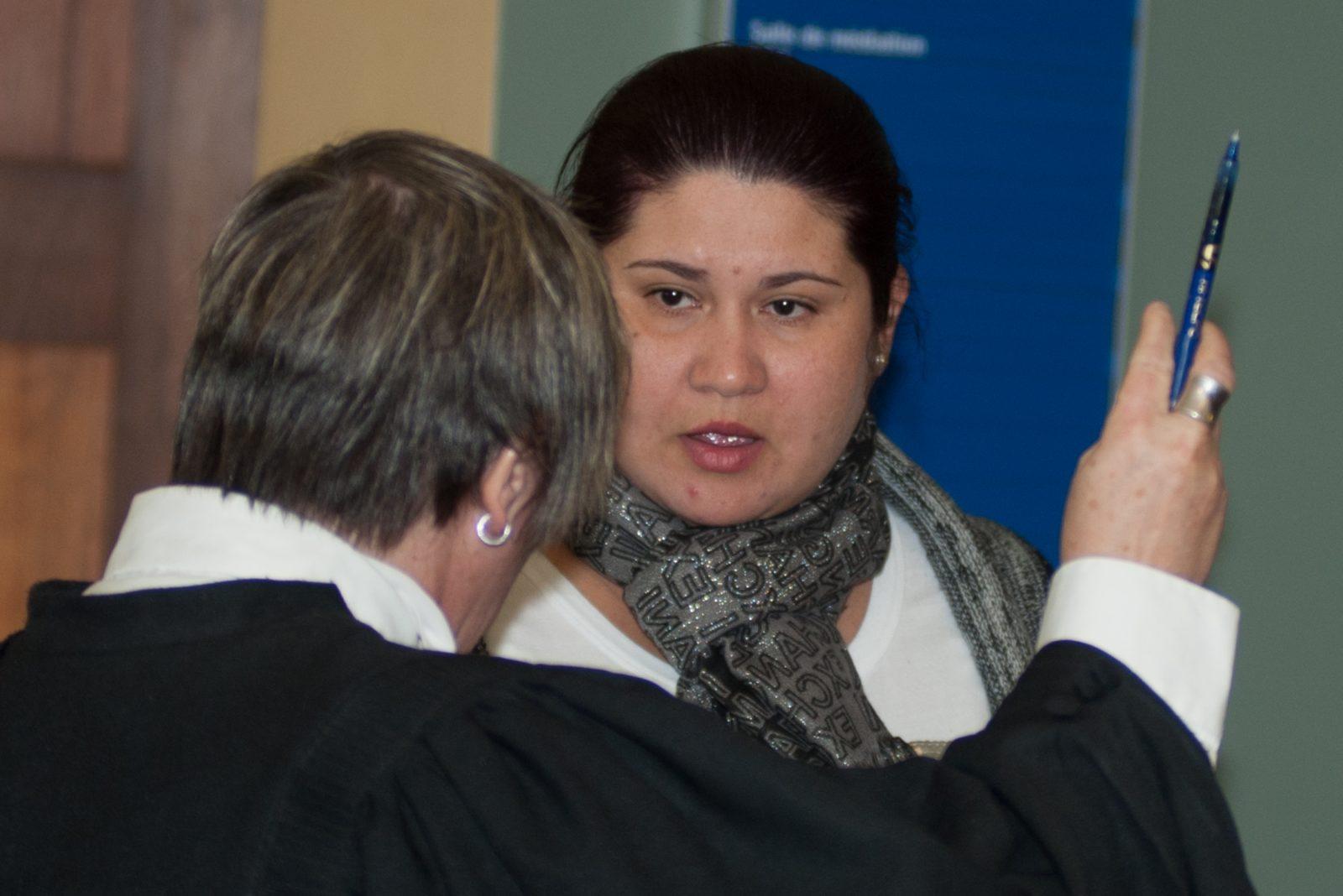 Douze mois de prison à la maison pour Ana Milena Padilla Vaquero