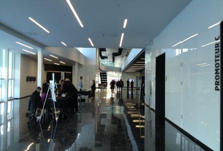 Environ 3500 personnes visitent le Centrexpo Drummondville