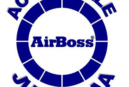 Ce sera le AirBoss d'Acton Vale