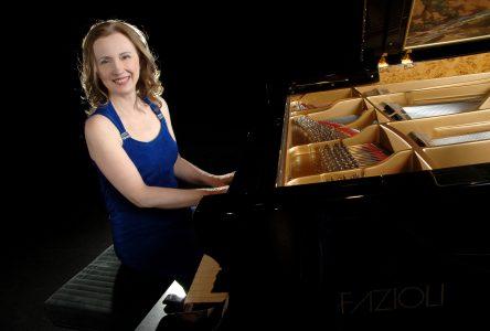Anne-Marie Dubois présente «Du piano aux mille couleurs»