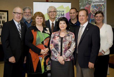 Drummondville: une Municipalité amie des aînés