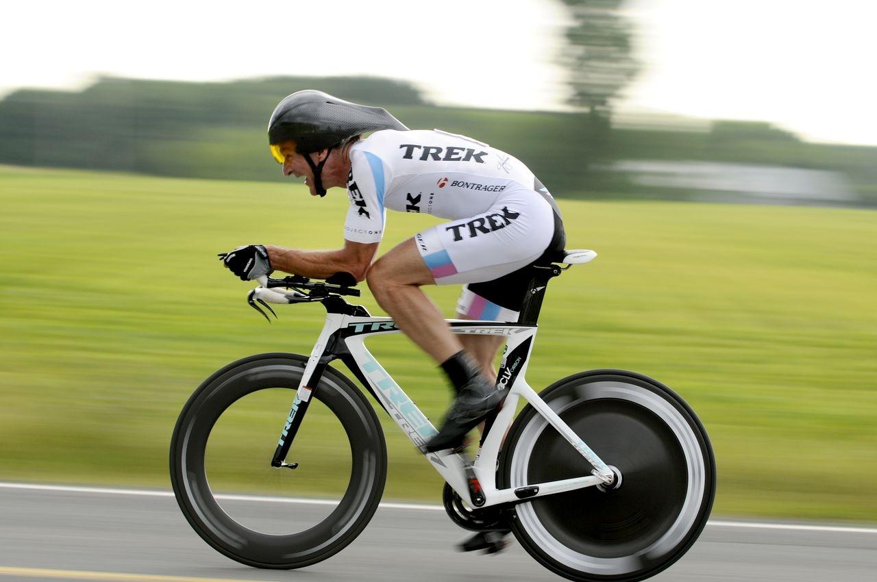 André Lamarche, un cycliste d'exception