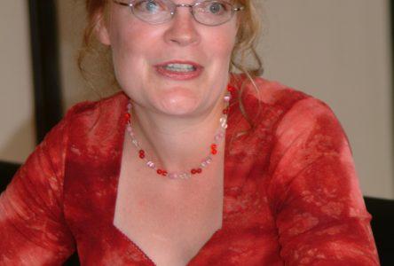 Annick Corriveau quitte le NPD