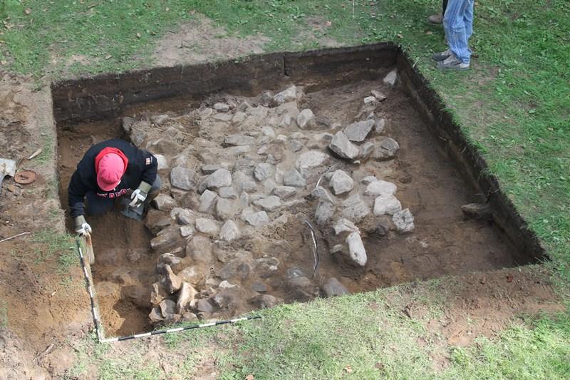 Découvertes archéologiques importantes le long de la Saint-François