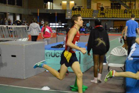 L'athlétisme bien vivant à Drummondville