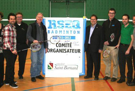 La crème du badminton scolaire à Drummondville