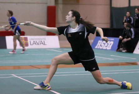 Place aux meilleures raquettes de badminton universitaires