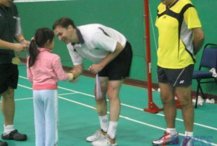 Badminton : Guy Tétreault champion en double à Miami