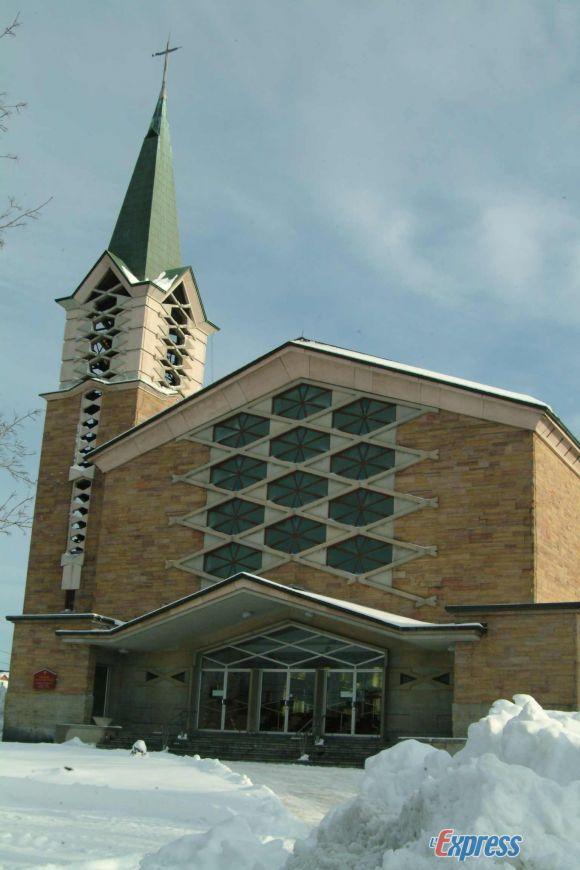 Bancs d'église à vendre