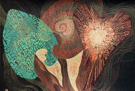 Exposition des œuvres de Francine Beauvais