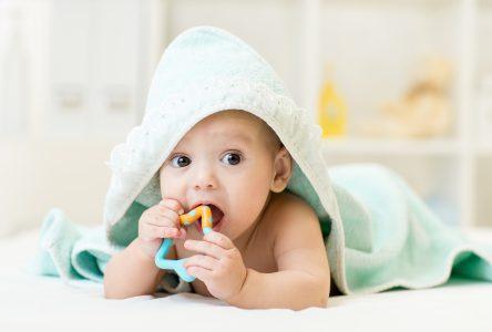 Un premier Salon maternité, paternité et jeune famille