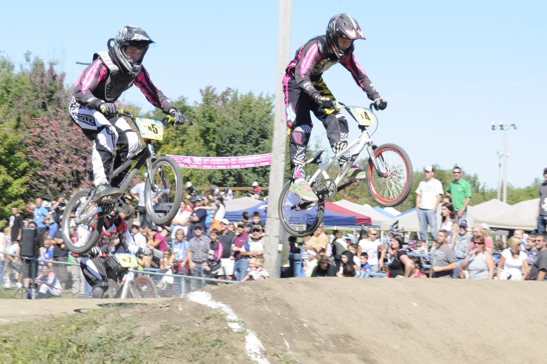 BMX : une piste nationale sera construite à Drummondville