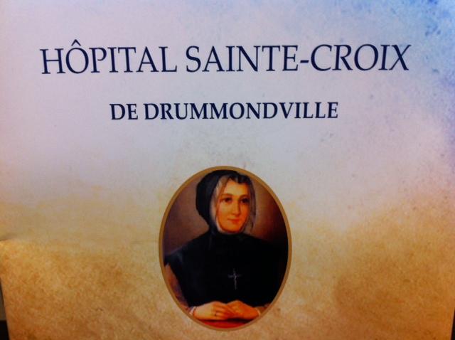 Petite histoire des établissements hospitaliers à Drummondville