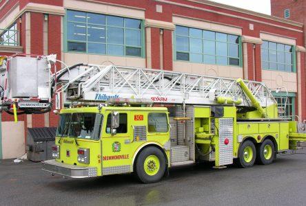 La Ville contrainte d'acquérir un nouveau camion de pompiers