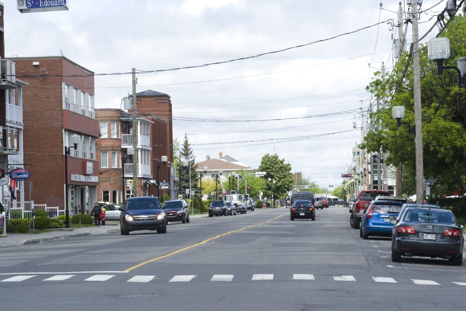 Rue Lindsay : la phase 2 des travaux sera lancée à l'été 2018