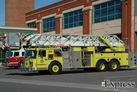 Convention collective des pompiers : la Ville fera appel à un arbitre