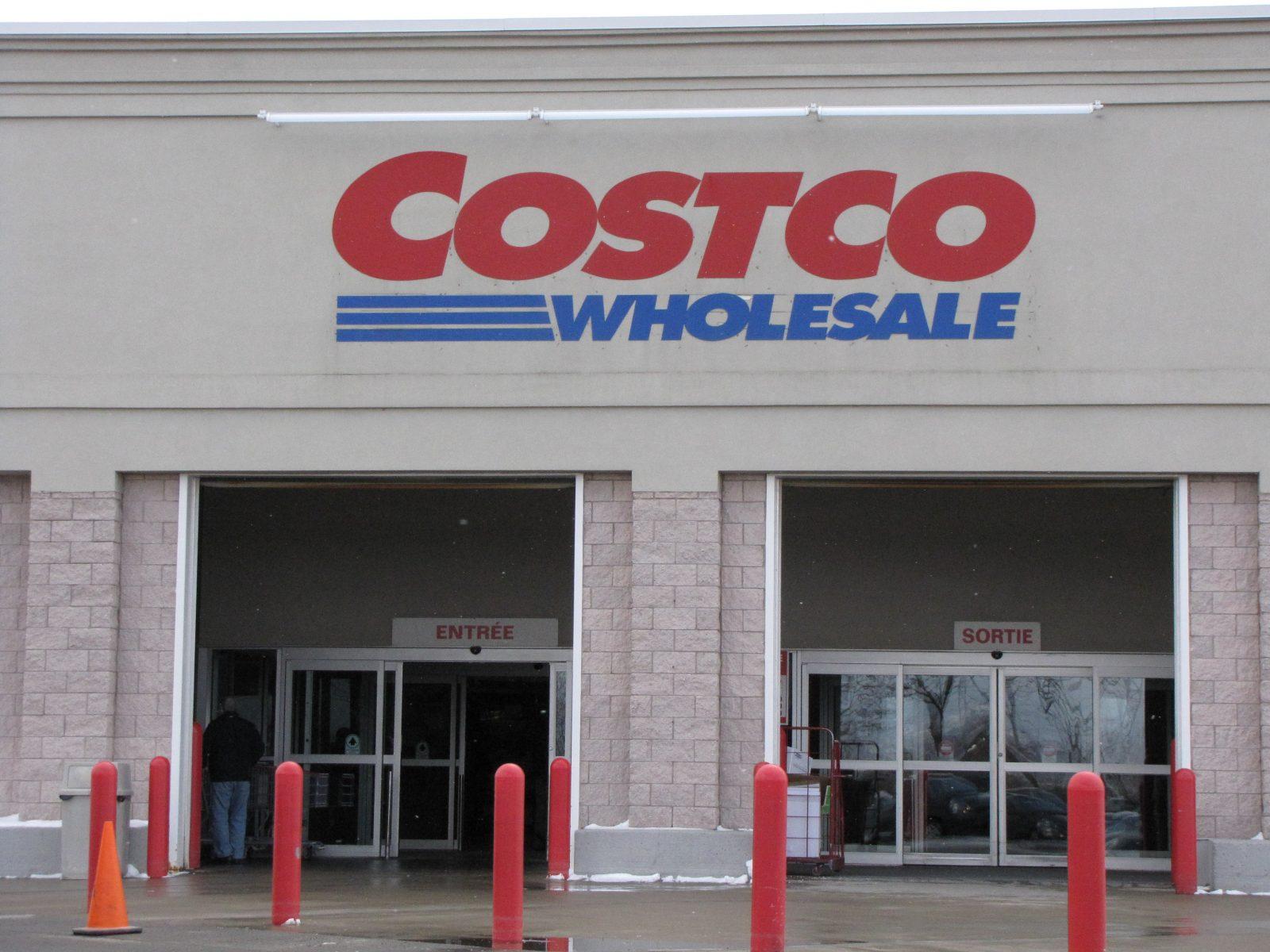 Desjardins entre chez Costco avec ses cartes MasterCard