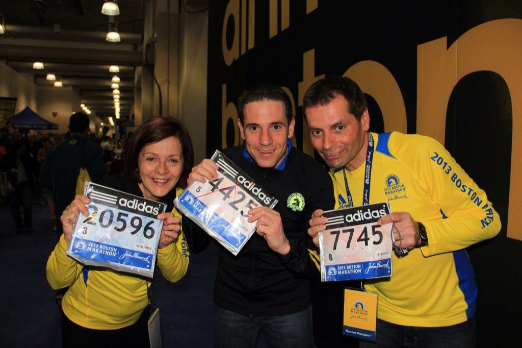 Attentat terroriste au marathon de Boston : trois Drummondvillois sains et saufs