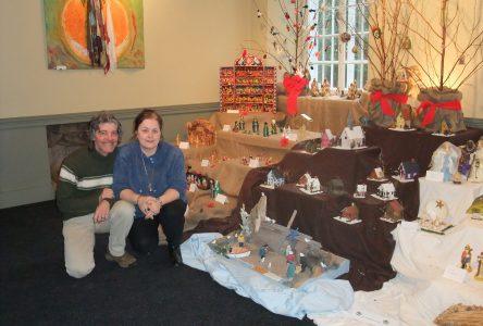 Une exposition de crèches de Noël qui en vaut le détour