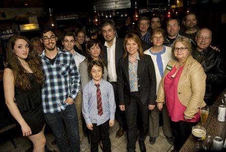 Daniel Lebel «ressort grandi» de sa première campagne