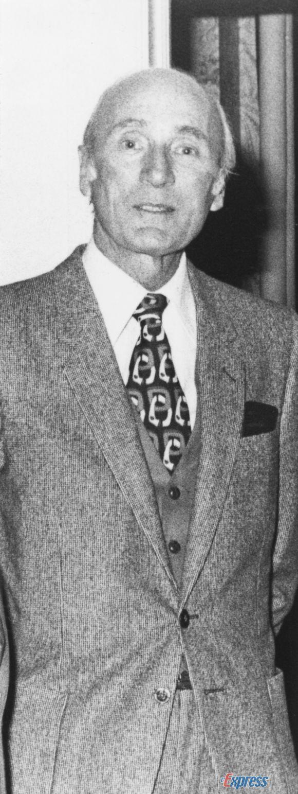 Décès de l'ex-ministre Bernard Pinard