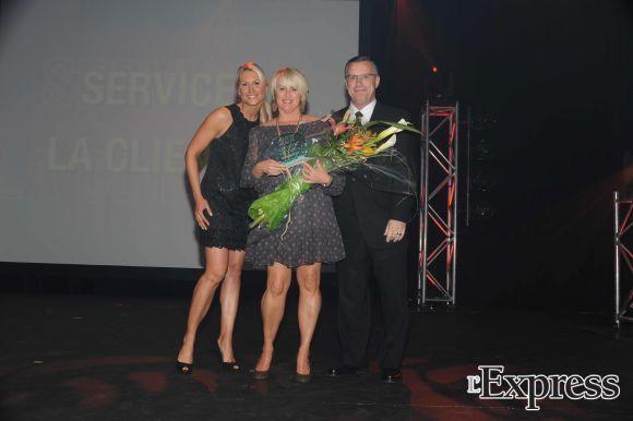 Des cosméticiennes honorées au Gala Passion Beauté Jean Coutu 2009