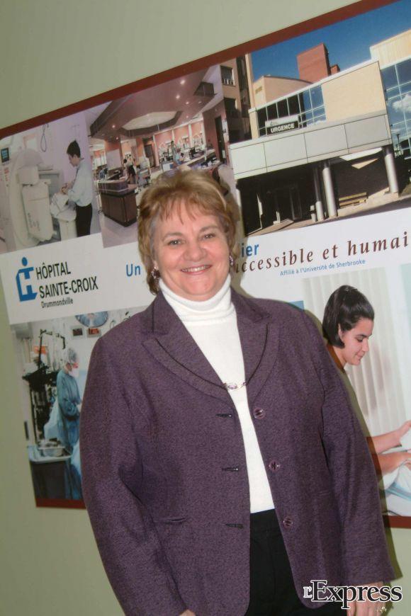 Diane Drouin tire sa révérence