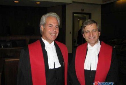 Drummond bénéficie maintenant d'un juge résident en Cour supérieure