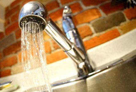 L'avis d'ébullition d'eau est levé à Drummondville