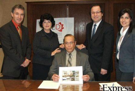 Eberlé America devient la 11e entreprise française à choisir Drummondville