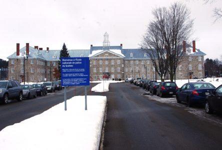 COVID-19 : fermeture de l'hébergement alternatif à l'École nationale de police