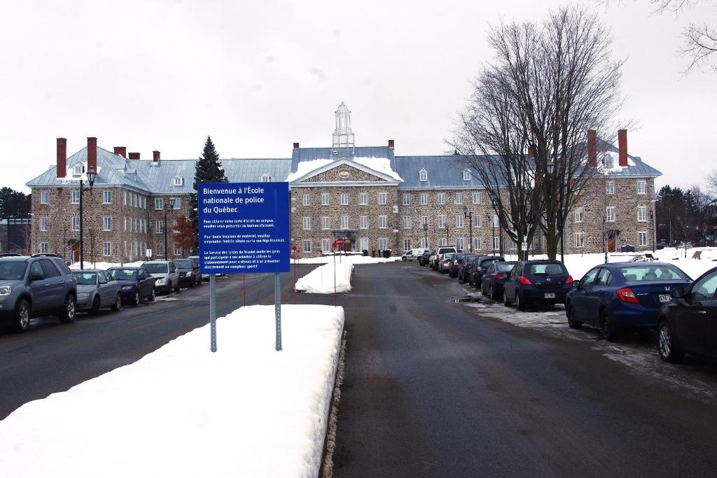 Réouverture d'un hébergement alternatif à l'École nationale de police
