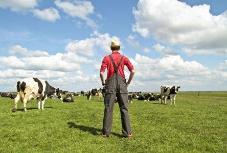 Encourager les agriculteurs à s'ouvrir