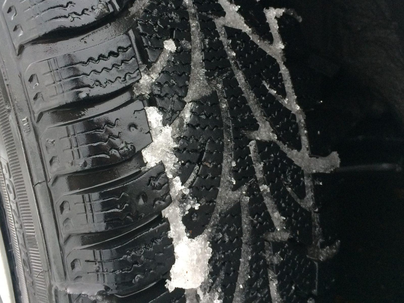 Les pneus d'hiver seront obligatoires dès le 1erdécembre