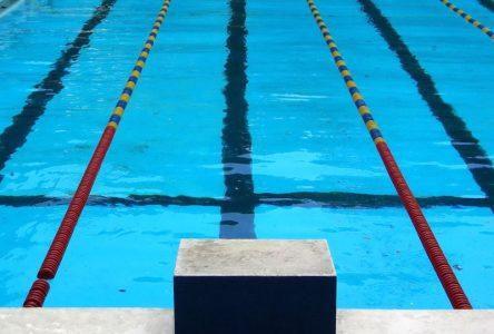 Départ positif pour les nageurs des Voltigeurs