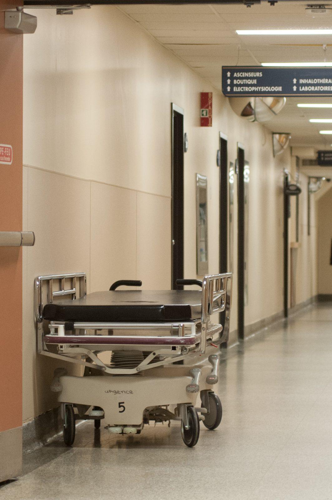 Les citoyens infectés à la COVID-19 pourraient être soignés à Drummondville