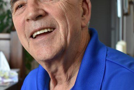 «À 70 ans, on n'est pas fini» – Jean-Guy Moreau, proche aidant