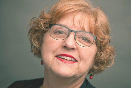 Saint-Cyrille : Hélène Laroche se présente à la mairie