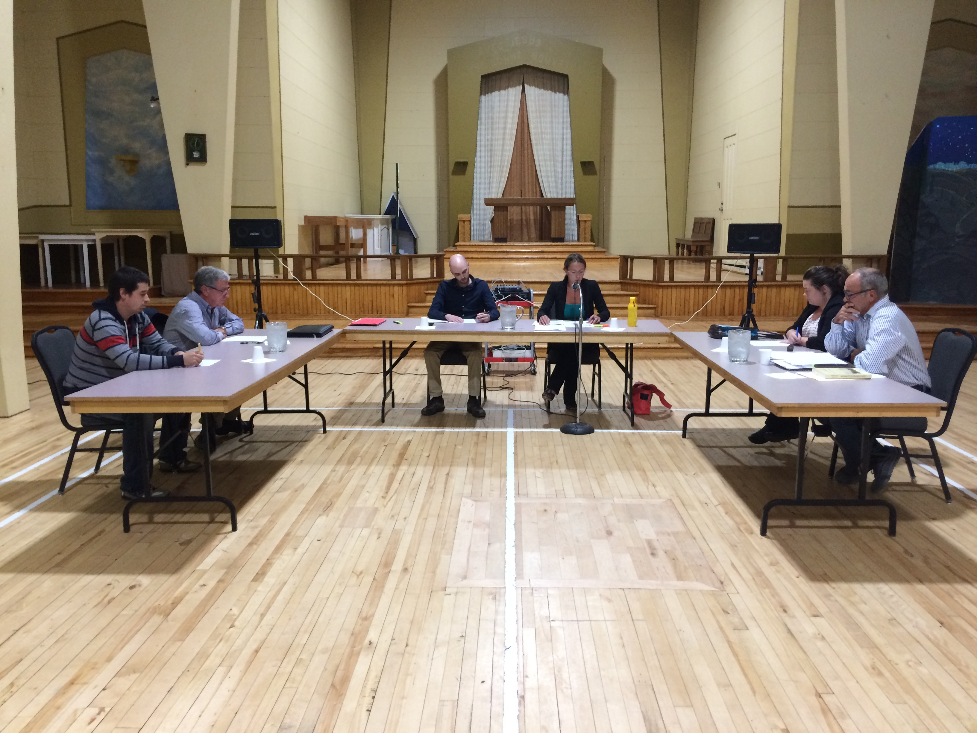Élections à Saint-Edmond : victoire de Corriveau et Lafleur